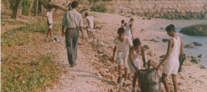Youth Beach Cleanup – Sri Lanka