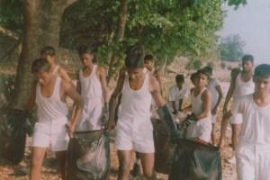2007 Beach Clean Up 2b