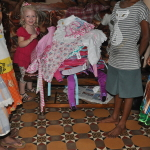 2010- Sri Lanka, Geneva brings in ALL of the goods to the Girls Home