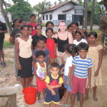 2007- Wiligama, Sri Lanka- School Visit