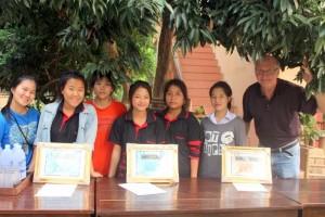 Thai Scholarship 1 2014