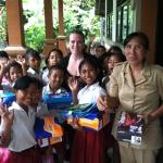 2012- Bali, School Visit